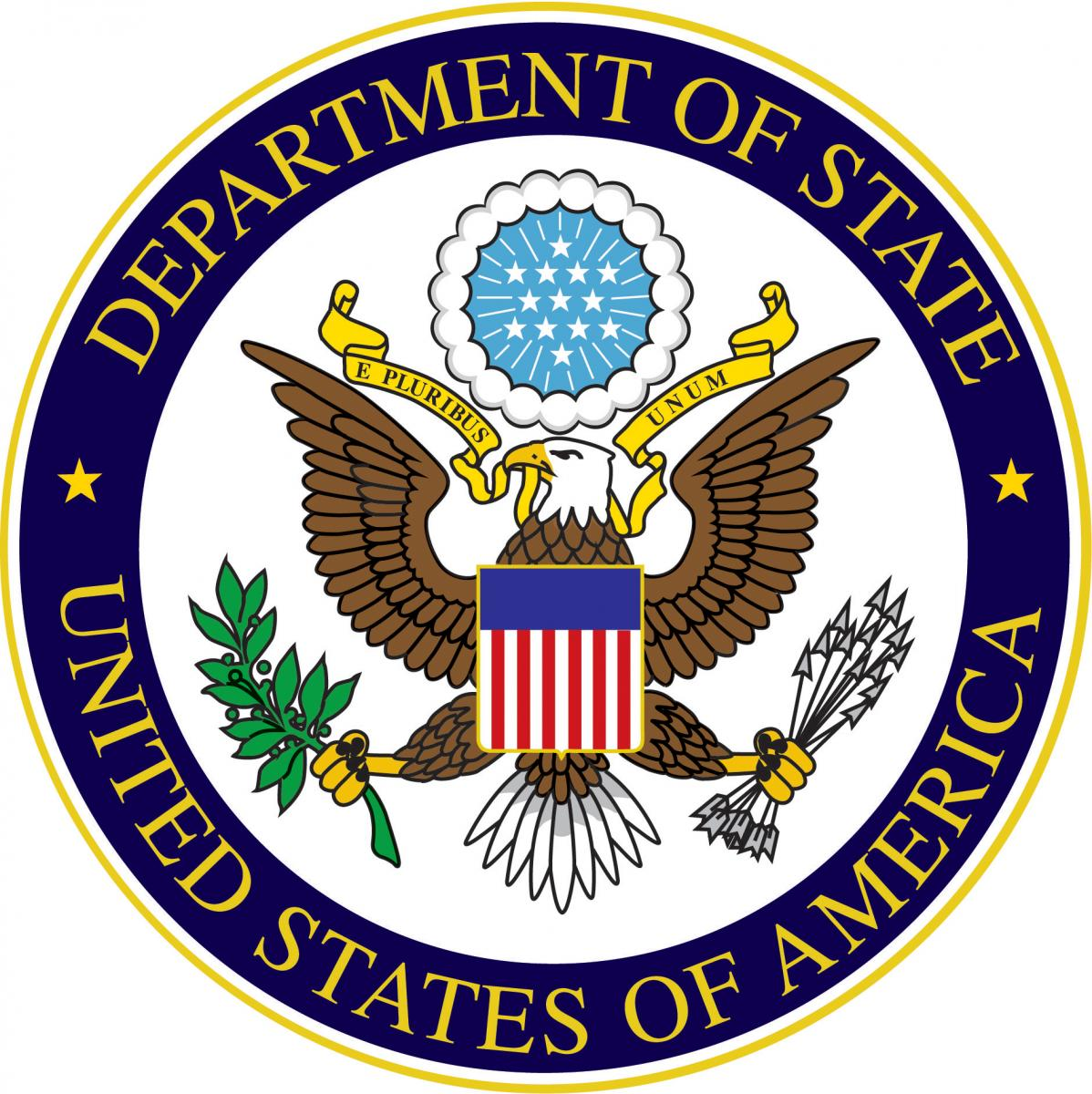 US State Department Logo