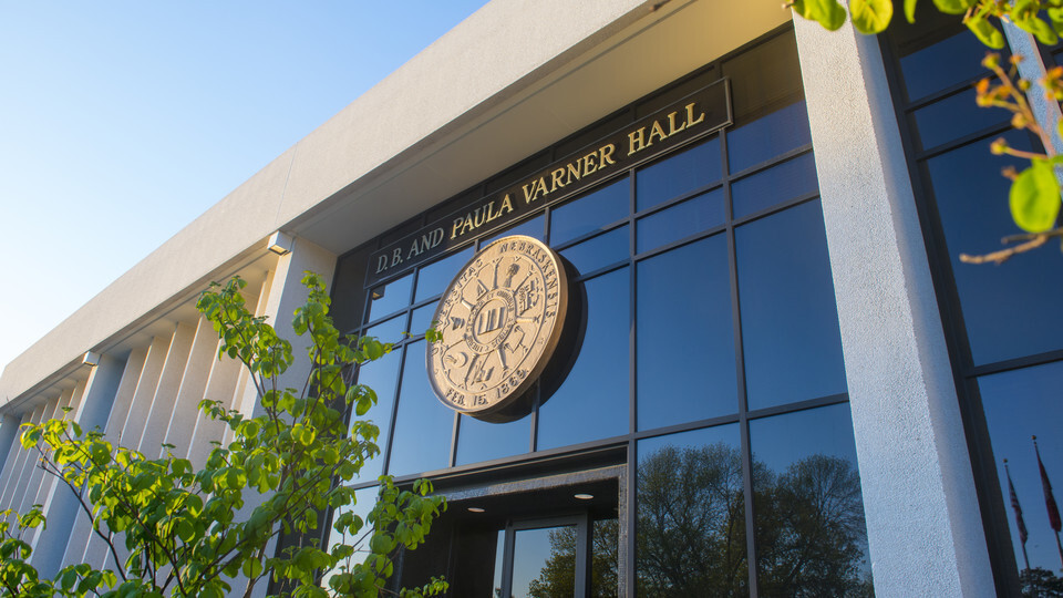 University of Nebraska Varner Hall