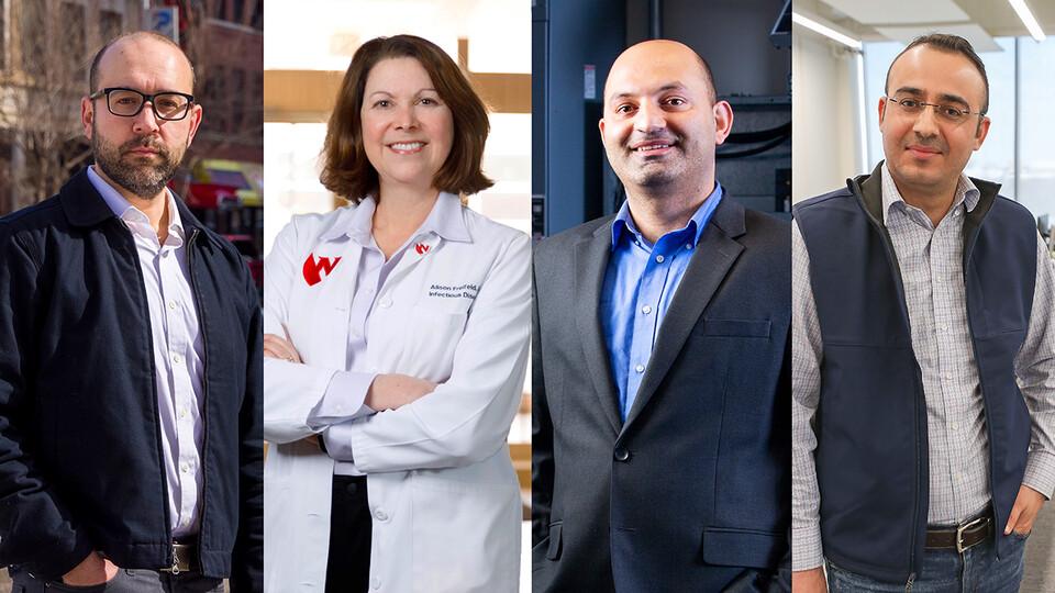 The University of Nebraska's Pandemic Response Challenge team