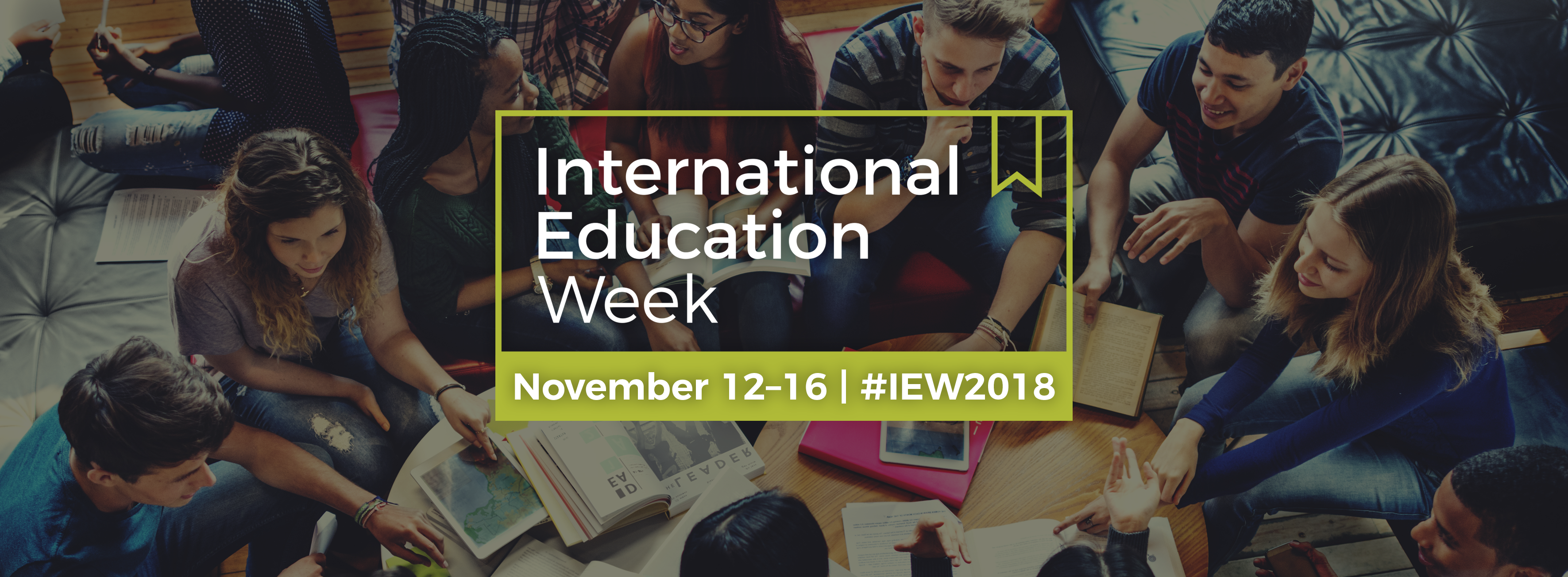 International Education Week is a joint initiative of the U.S. Department of State and the U.S. Department of Education to promote programs that prepare Americans for global interactions.