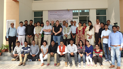 WARI is a joint initiative between the University of Nebraska and several of India's top academic institutions to help build capacity to address global water quality challenges.