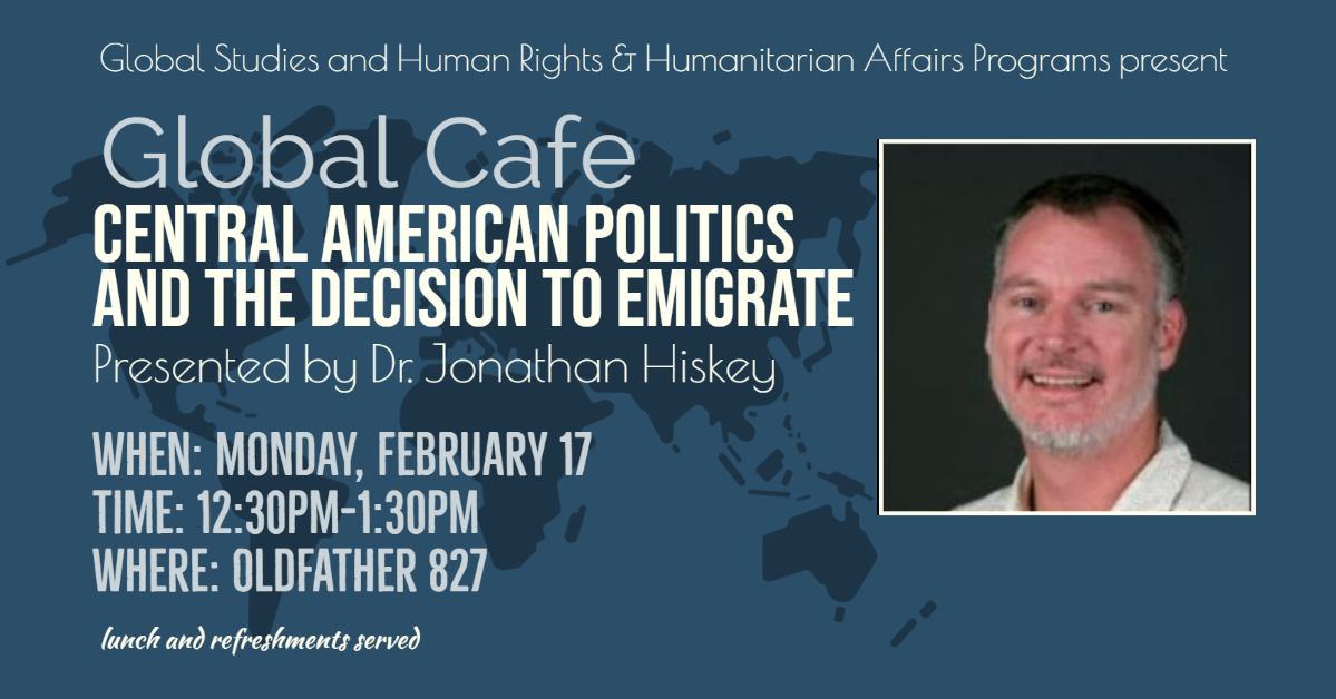 Global Cafe: Central American Politics and the Decision to Emigrate