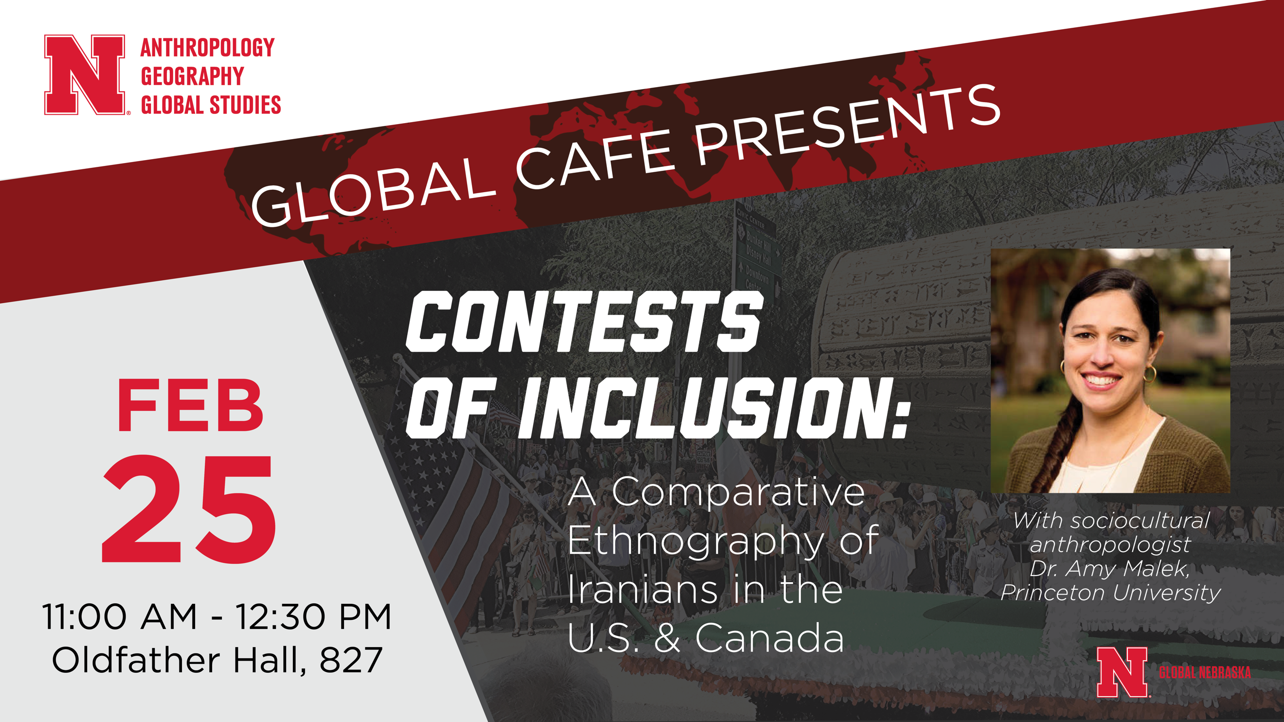 Global Cafe: Contests of Inclusion: A Comparative Ethnography of Iranians in the U.S. and Canada