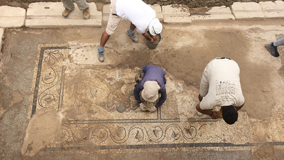Since 2005, the University of Nebraska has been excavating the remains of the ancient city of Antiochia ad Cragum, located on the southern Turkish coast.