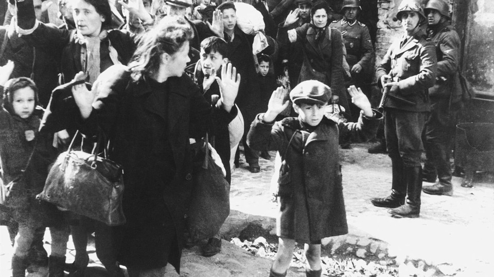 One of the most iconic World War II photos depicts a Jewish boy surrendering in the Warsaw Ghetto. Samuel D. Kassow will give a lecture March 4 on secret Jewish archives found buried in the Warsaw Ghetto during World War II.