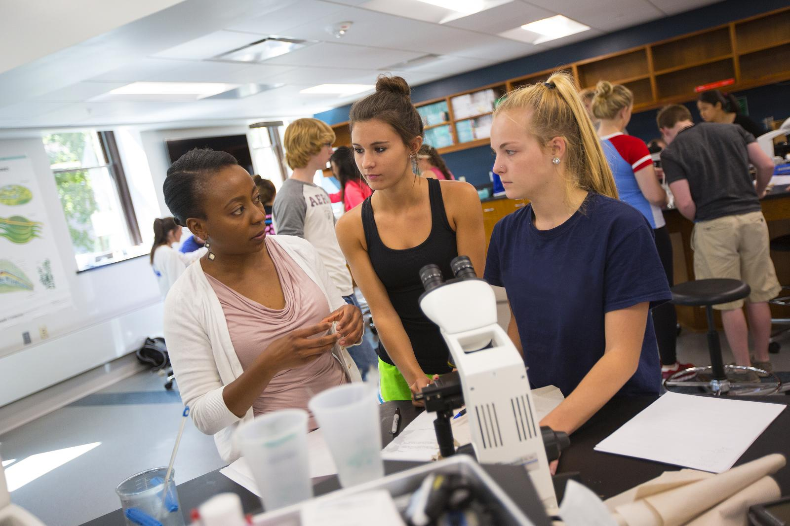 At the University of Nebraska-Lincoln, opportunities abound with research, extracurricular activities and a friendly community.
